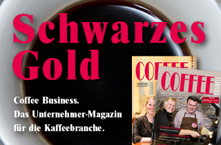 Das Magazin für die Kaffeebranche